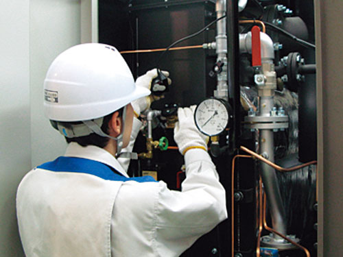 三浦工業株式会社 富山営業所の求人情報を見る